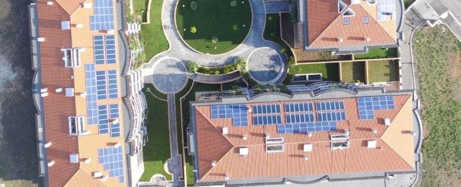 vantaggi dei pannelli solari