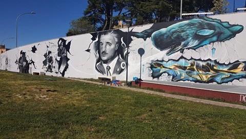decoro urbano arte e città a colori