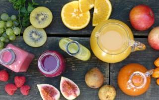 frutta dell'estate
